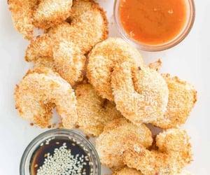 salt, shrimp, and seafood image