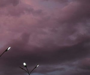 sky, tumblr, and background image