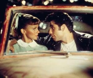 grease, John Travolta, and movie image
