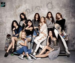 girls generation, girls' generation, and kpop image