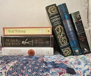 book, books, and mythology image