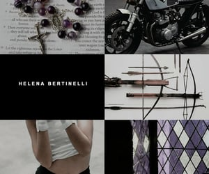 aesthetic, birds of prey, and helena bertinelli image