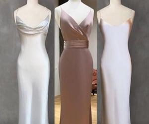 fashionista, long dress, and long dresses image