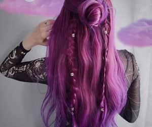 belleza, moda, and pelo image
