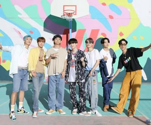 bts and bighit image