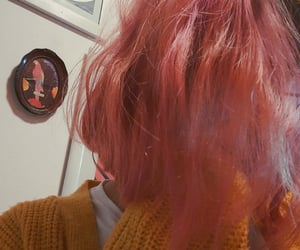 color, colorful hair, and hair image