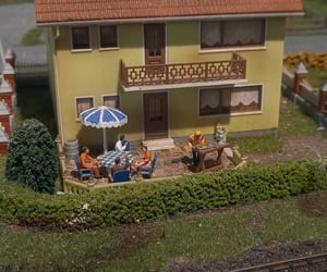 bbq, grill, and miniature image
