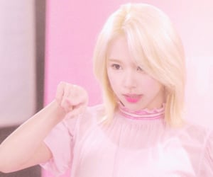 kpop, pink, and twice image