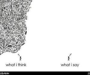 think, say, and quote image