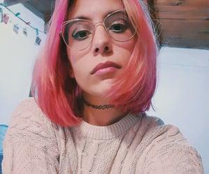 bob, makeup, and girl image