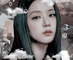 aesthetic, icons, and blackpink image