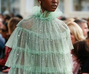 fashion, runway, and Valentino image