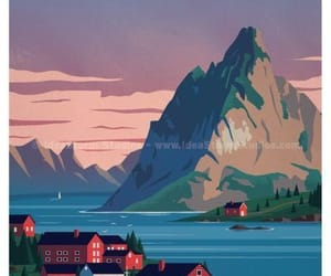 norway and wallpaper image