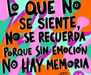 vida, emocion, and frases español image