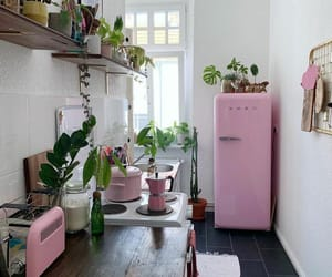 green, home, and kitchen image