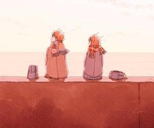 aesthetic, art, and manga image