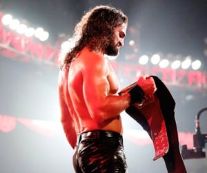 wwe, wwe superstars, and seth rollins image