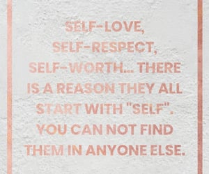 quotes, self love, and self care image