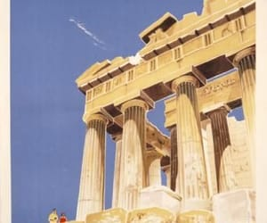 Greece, wallpaper, and parthenon of athens image