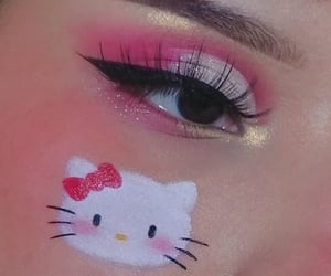 aesthetic, feed, and hello kitty image