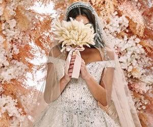 bride, fairytale, and princess image