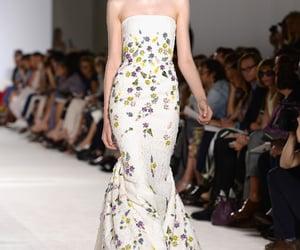 dress, Giambattista Valli, and gown image