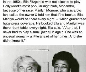 actress, celebrities, and ella fitzgerald image