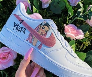 custom, flowers, and air forces image