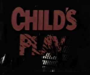archives, Childs Play, and grunge image