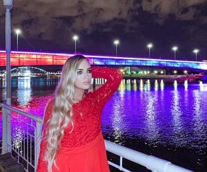 Belgrade, blonde, and follow image