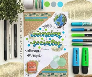 article, notes, and studyblr image