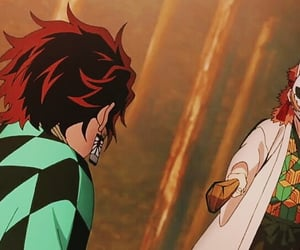 tanjiro, icon, and demonslayer image