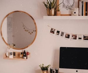 decor, room, and home image