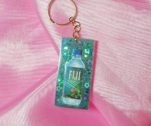 aesthetic, keyring, and Resin image