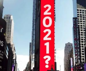 2020, new york city, and manhattan image