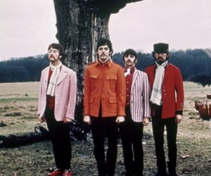 band, Paul McCartney, and the beatles image