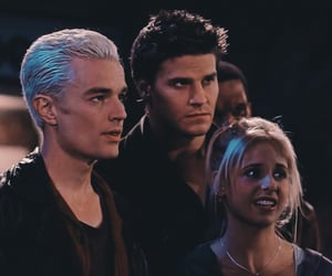 btvs, buffy, and tv image