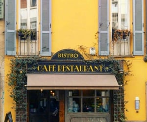 bistro, places, and restaurant image