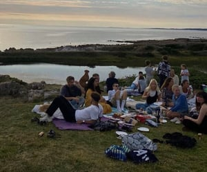 party, picnic, and Scandinavian image