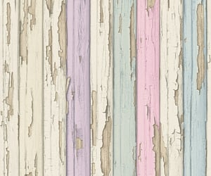 pastel colors, scrapbook, and wood image