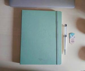 create, diary, and moleskine image