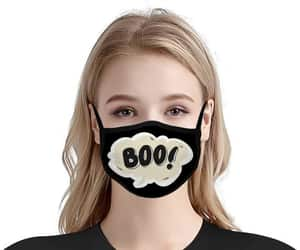 accessories, face mask, and face cover image