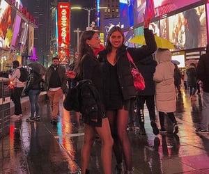 city, fashion, and girls image