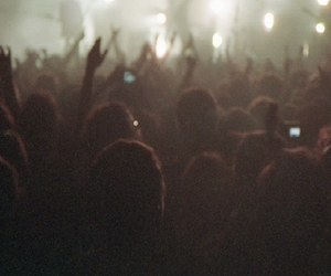 concert, rave, and music image