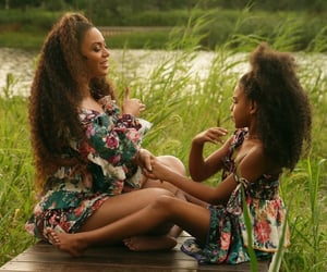 Beyoncé & Blue Ivy | BROWN SKIN GIRL