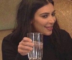 meme, reaction, and kim kardashian image