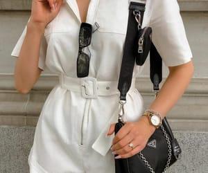 fashion, Prada, and street style image