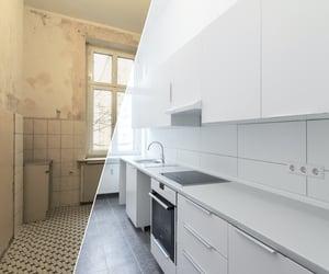 small kitchen renovation image