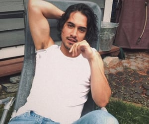 beck, boy, and avan jogia image
