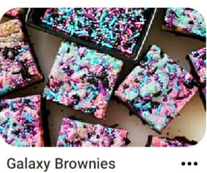 brownies, desserts, and sweetness image